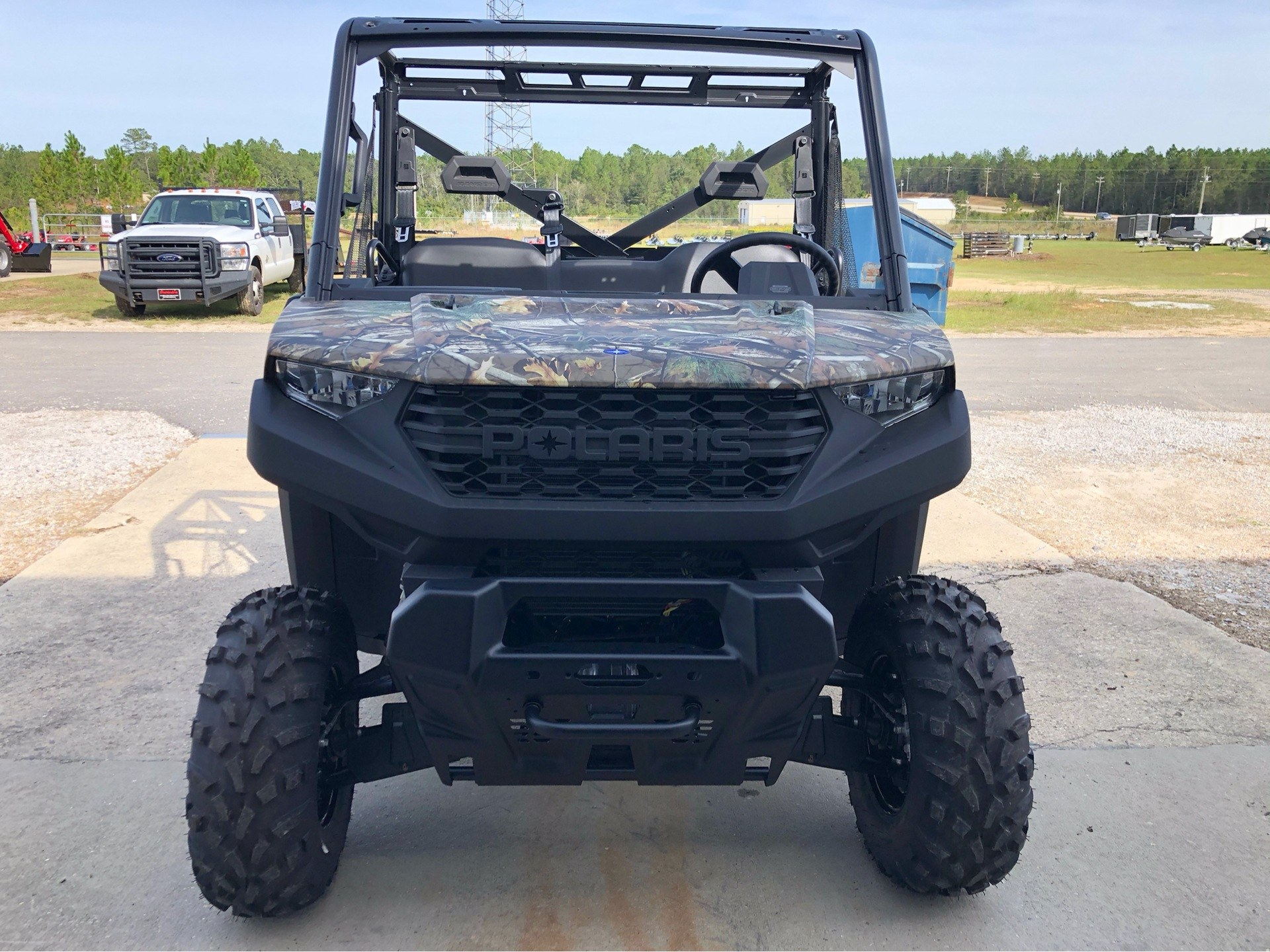 2020 Polaris Ranger 1000 EPS in Saucier, Mississippi - Photo 2