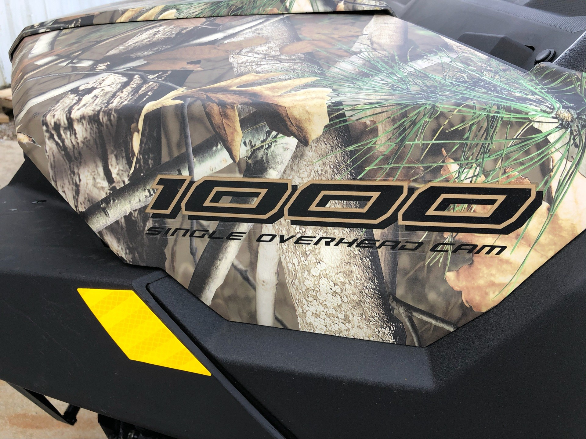 2020 Polaris Ranger 1000 EPS in Saucier, Mississippi - Photo 12