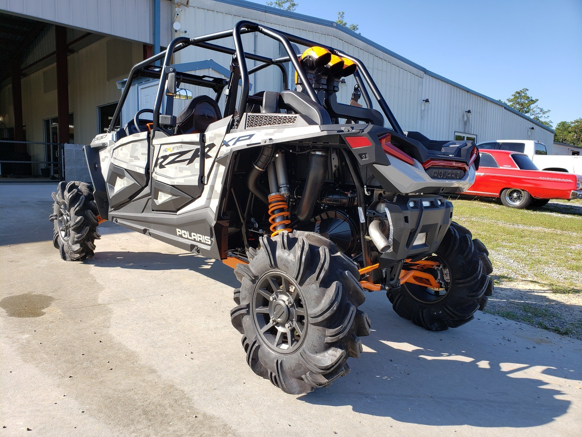 2021 Polaris RZR XP 4 1000 High Lifter in Saucier, Mississippi - Photo 5