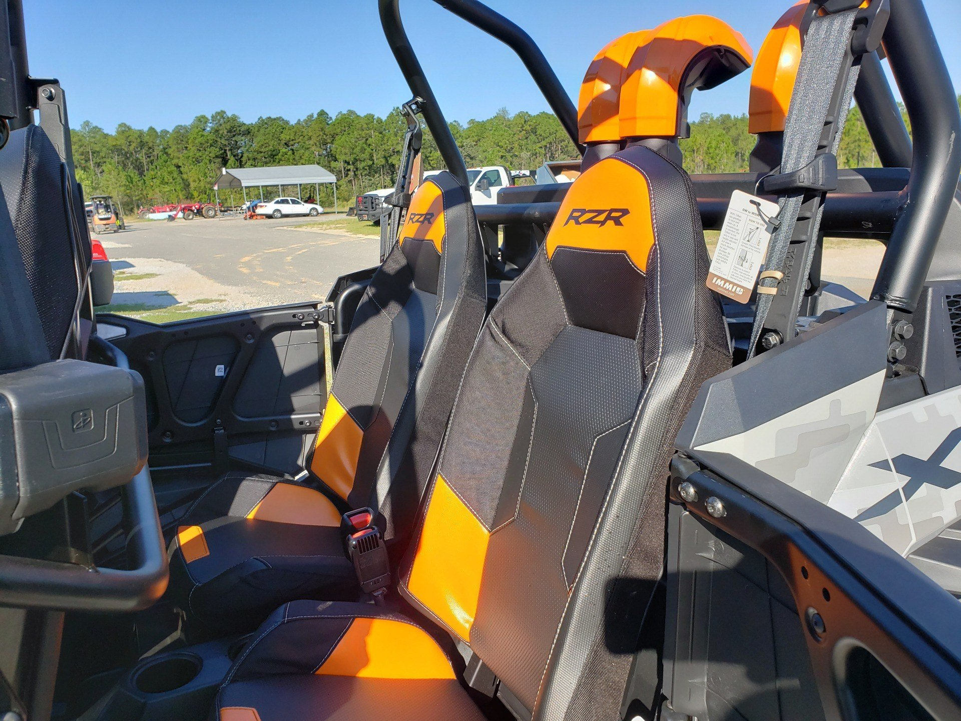 2021 Polaris RZR XP 4 1000 High Lifter in Saucier, Mississippi - Photo 6