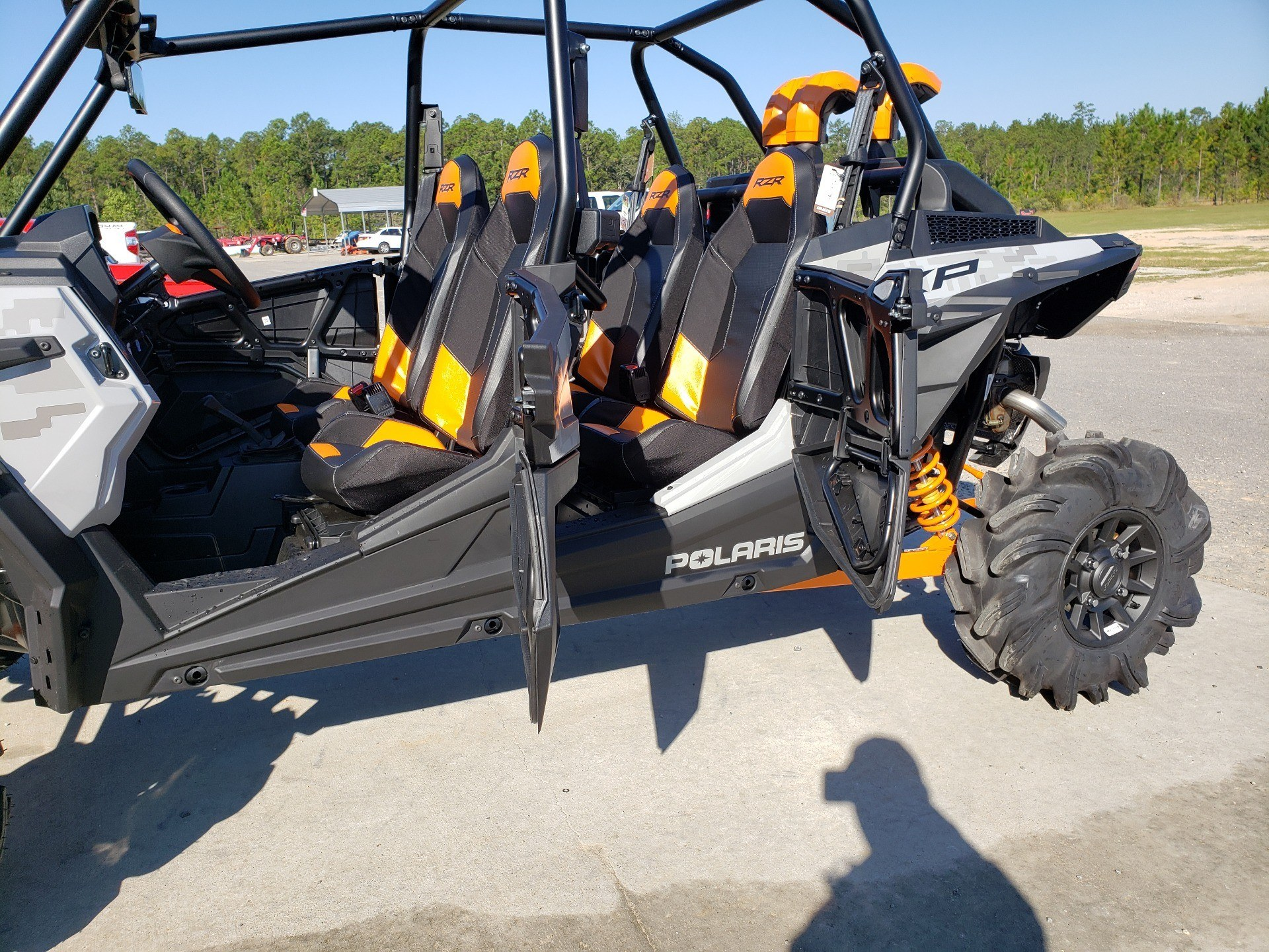 2021 Polaris RZR XP 4 1000 High Lifter in Saucier, Mississippi - Photo 9