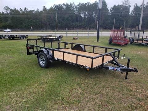 2019 Texas Bragg 6x12P with 2' Dove 2' Gate in Saucier, Mississippi