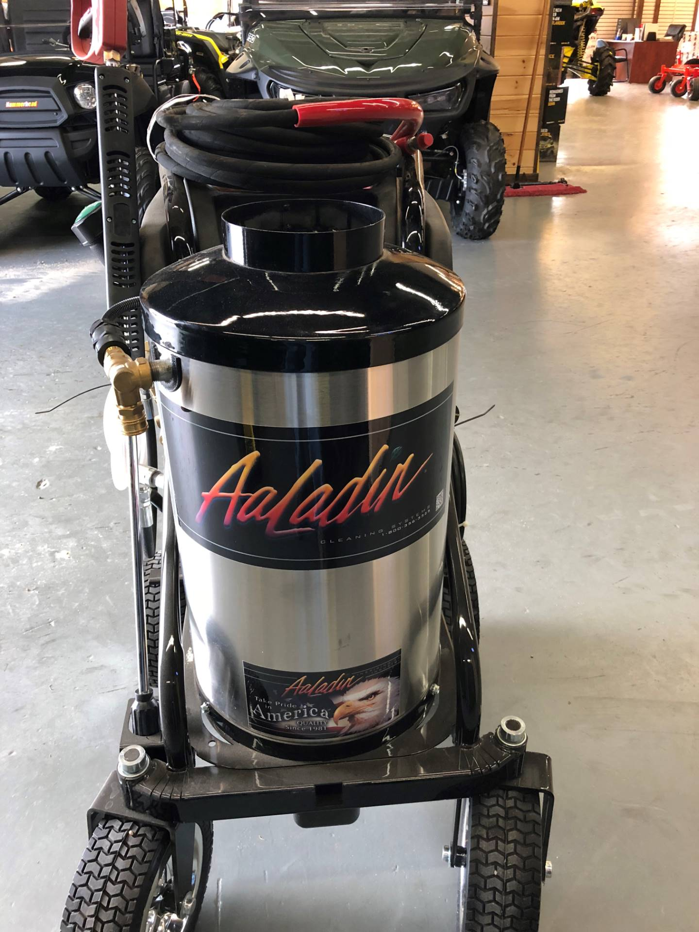 2019 Aaladin Industries Pressure Washer 13-325 in Saucier, Mississippi - Photo 4