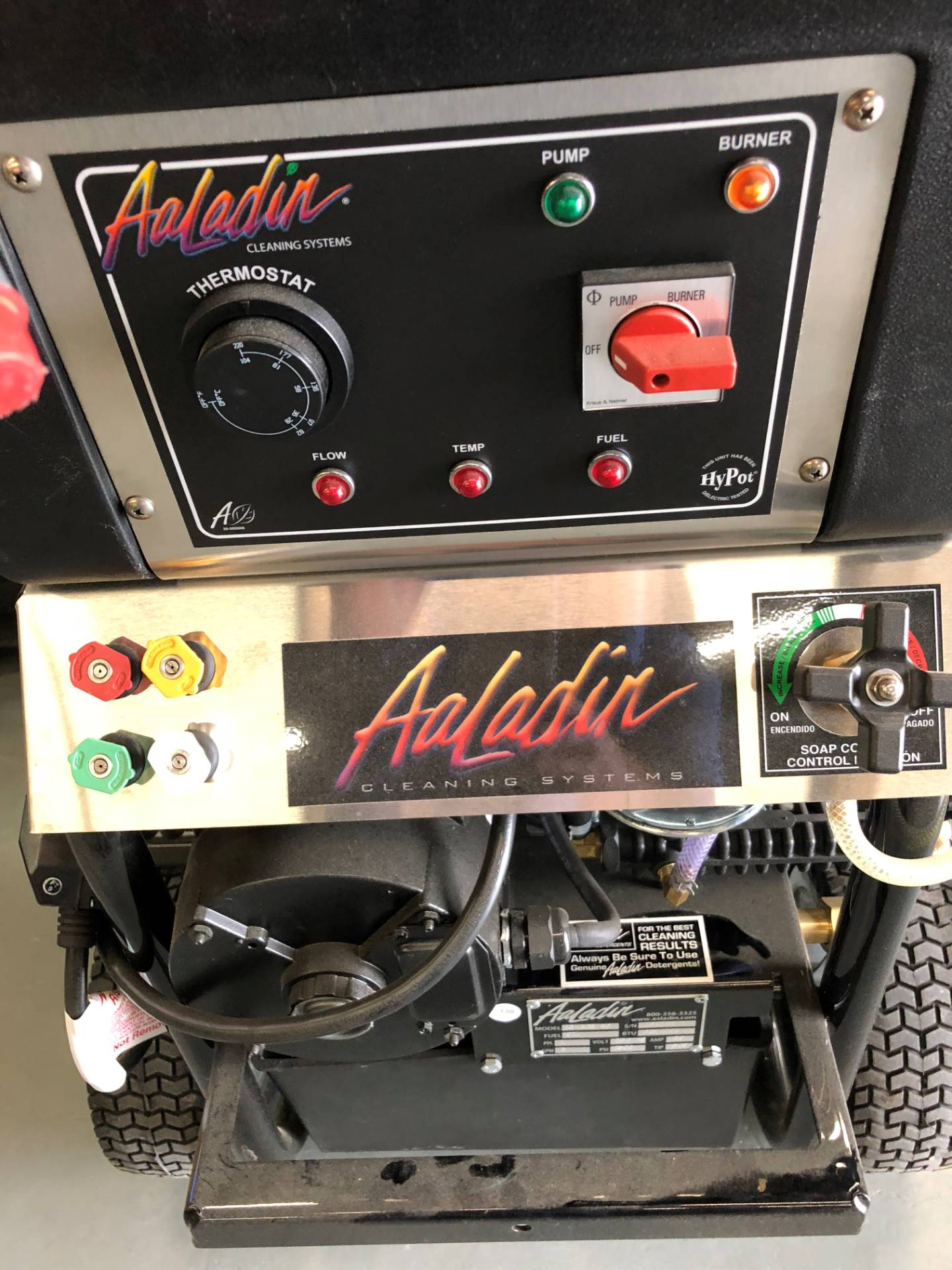 2019 Aaladin Industries Pressure Washer 13-325 in Saucier, Mississippi
