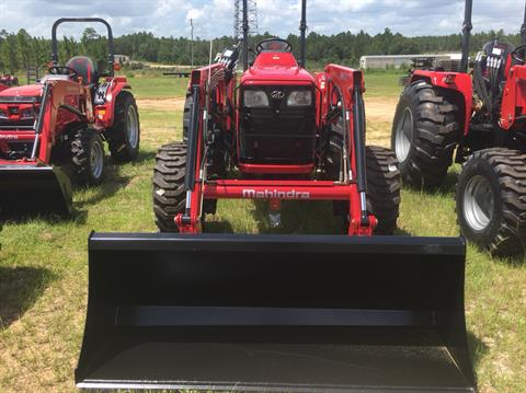 2018 Mahindra 4540 4WD in Saucier, Mississippi