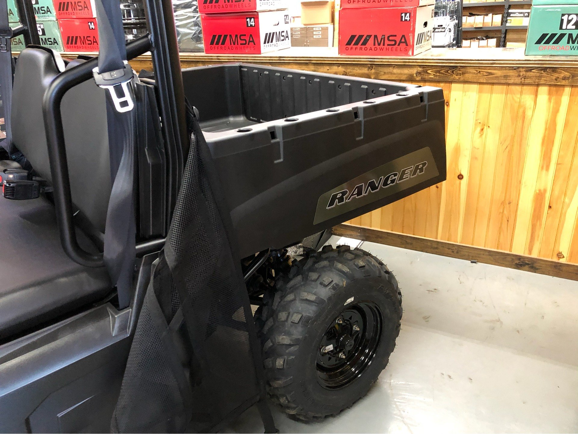 2020 Polaris Ranger 500 in Saucier, Mississippi - Photo 8