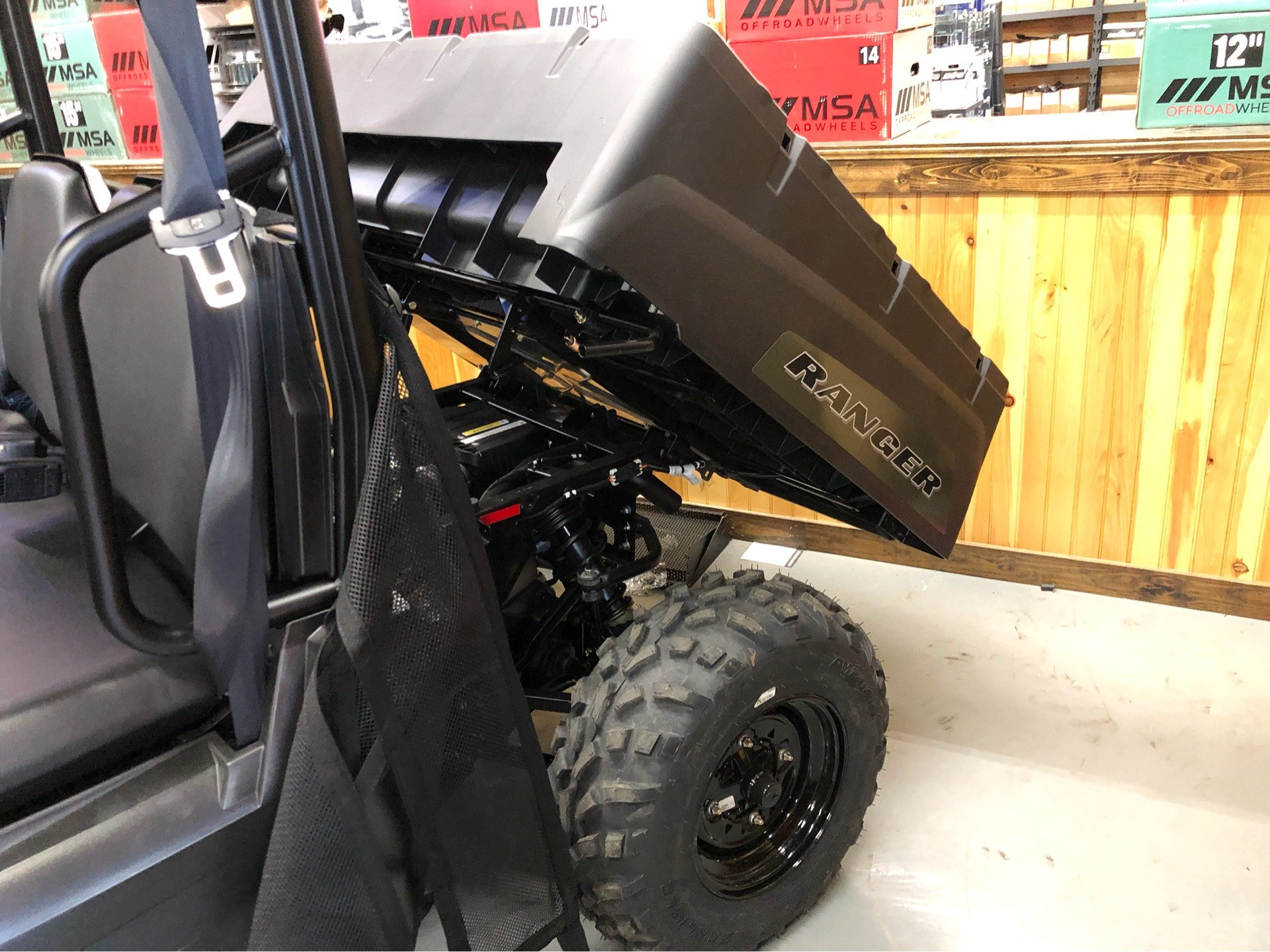 2020 Polaris Ranger 500 in Saucier, Mississippi - Photo 9