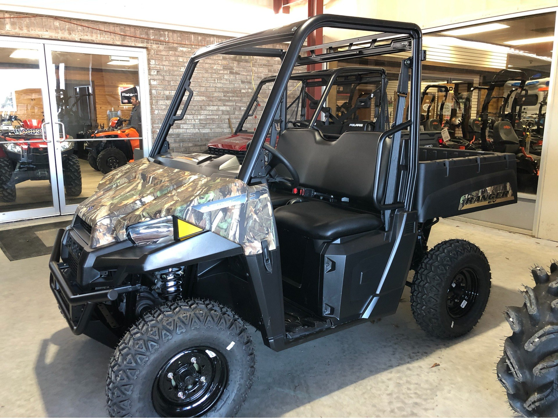 2020 Polaris Ranger EV in Saucier, Mississippi - Photo 1