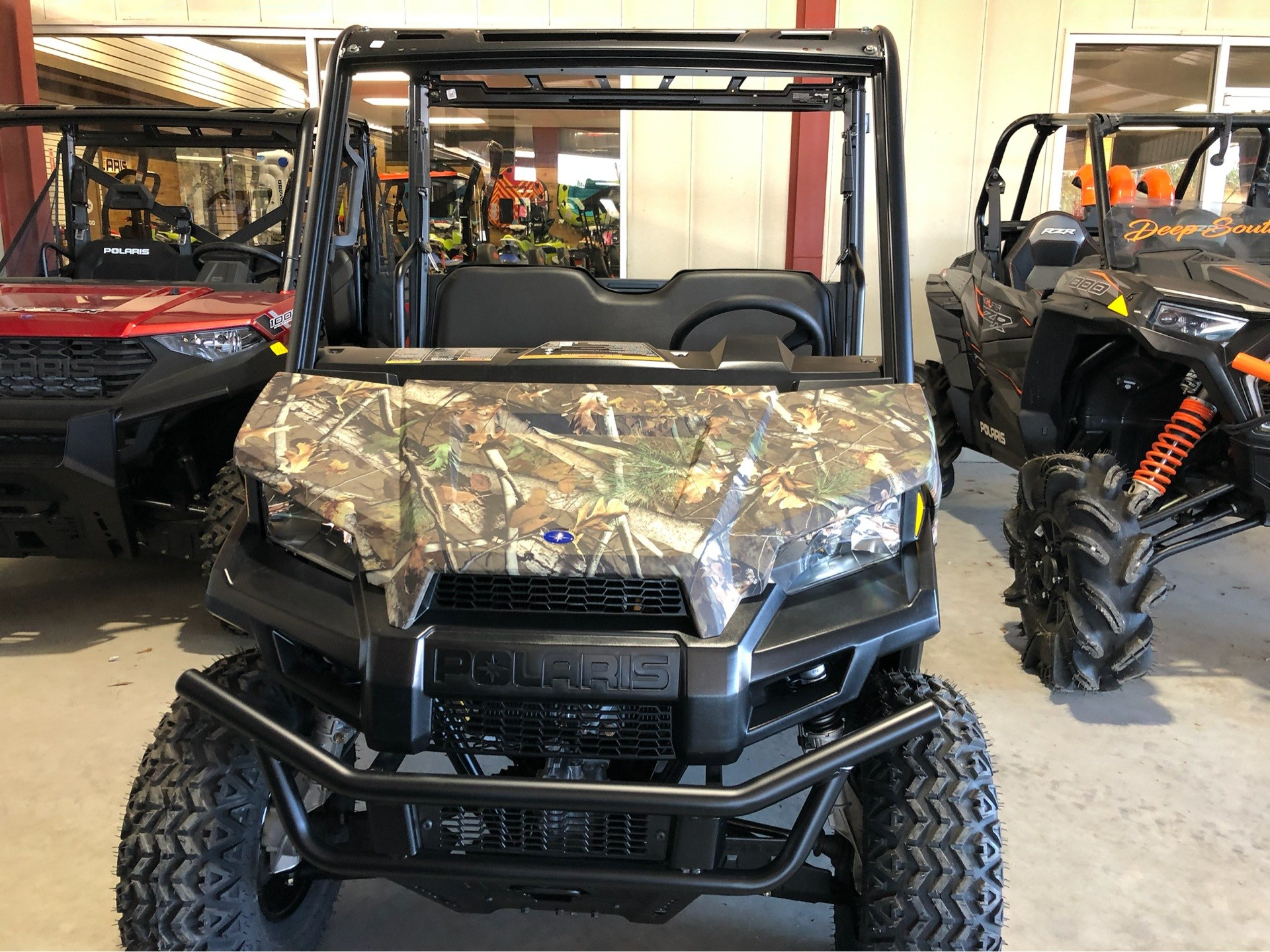 2020 Polaris Ranger EV in Saucier, Mississippi - Photo 3