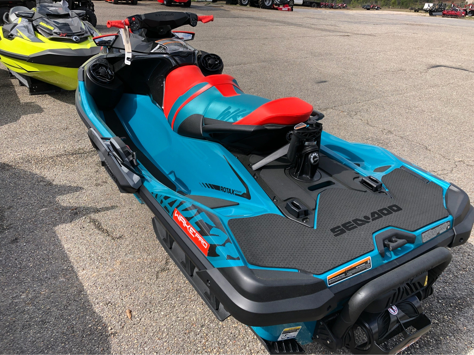 2019 Sea-Doo WAKE Pro 230 iBR + Sound System in Saucier, Mississippi - Photo 4
