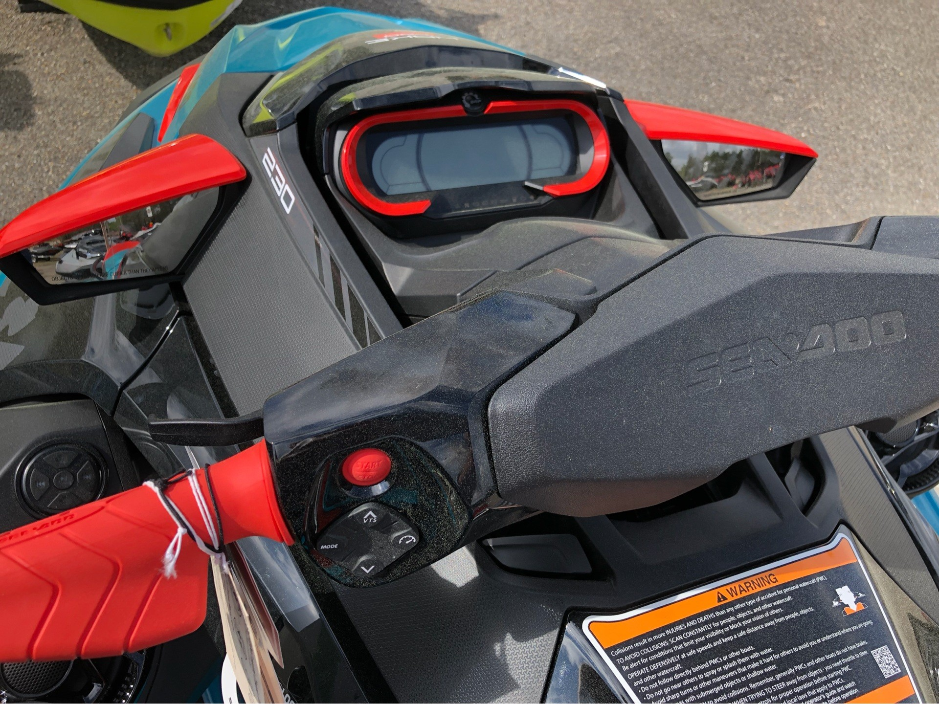 2019 Sea-Doo WAKE Pro 230 iBR + Sound System in Saucier, Mississippi - Photo 6