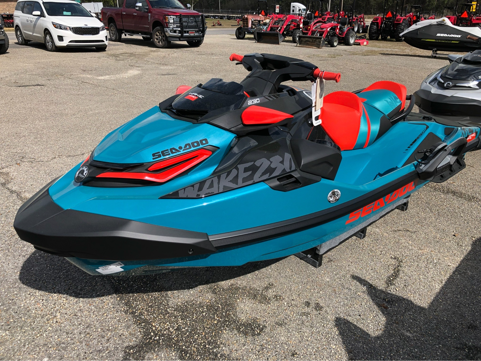 2019 Sea-Doo WAKE Pro 230 iBR + Sound System in Saucier, Mississippi - Photo 7
