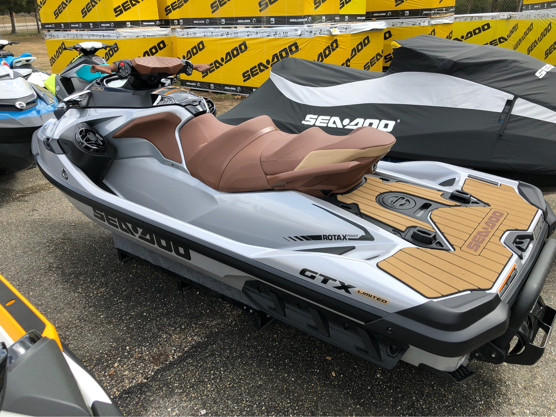 2019 Sea-Doo GTX Limited 230 + Sound System in Saucier, Mississippi - Photo 1