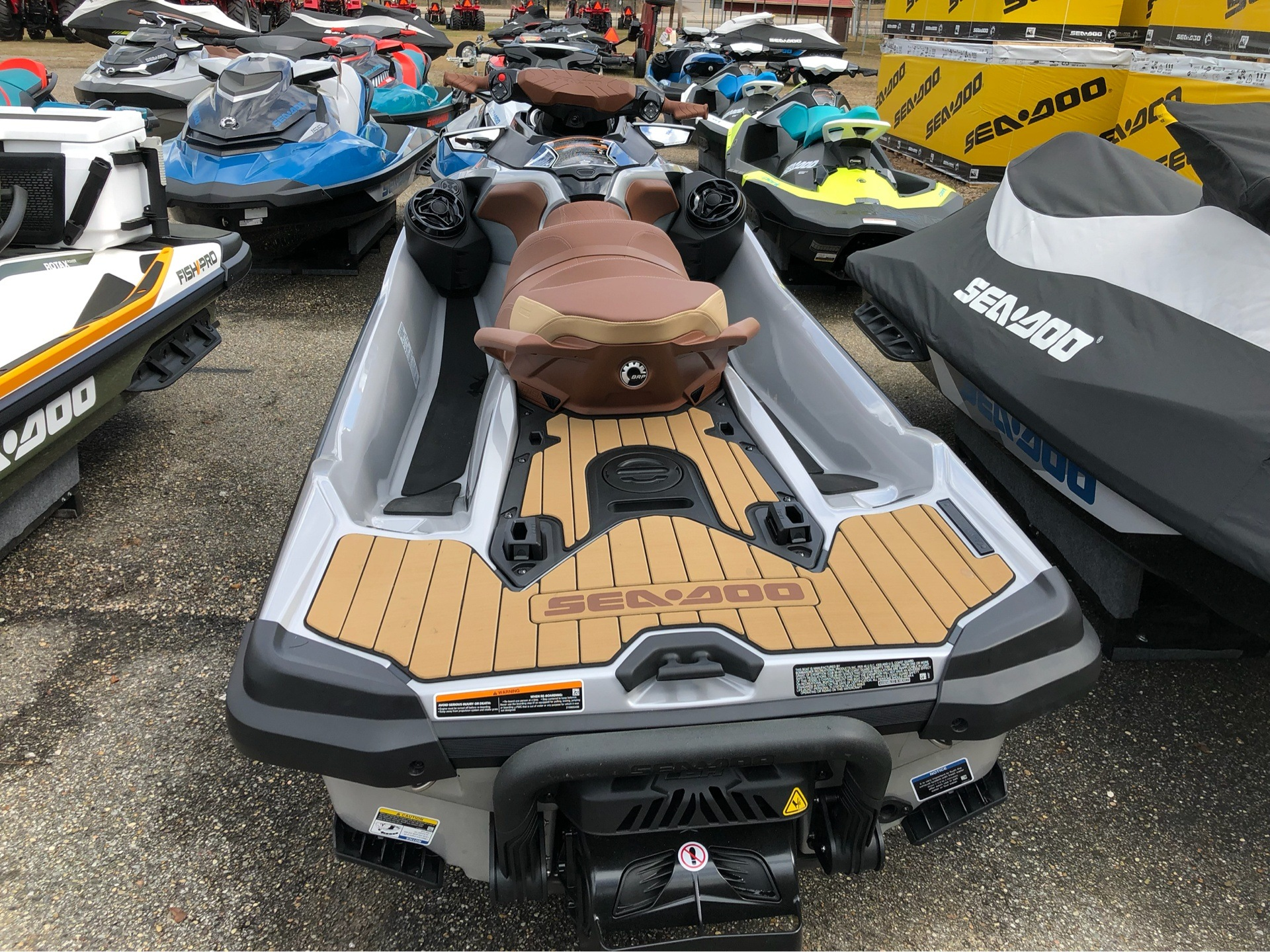 2019 Sea-Doo GTX Limited 230 + Sound System in Saucier, Mississippi - Photo 2
