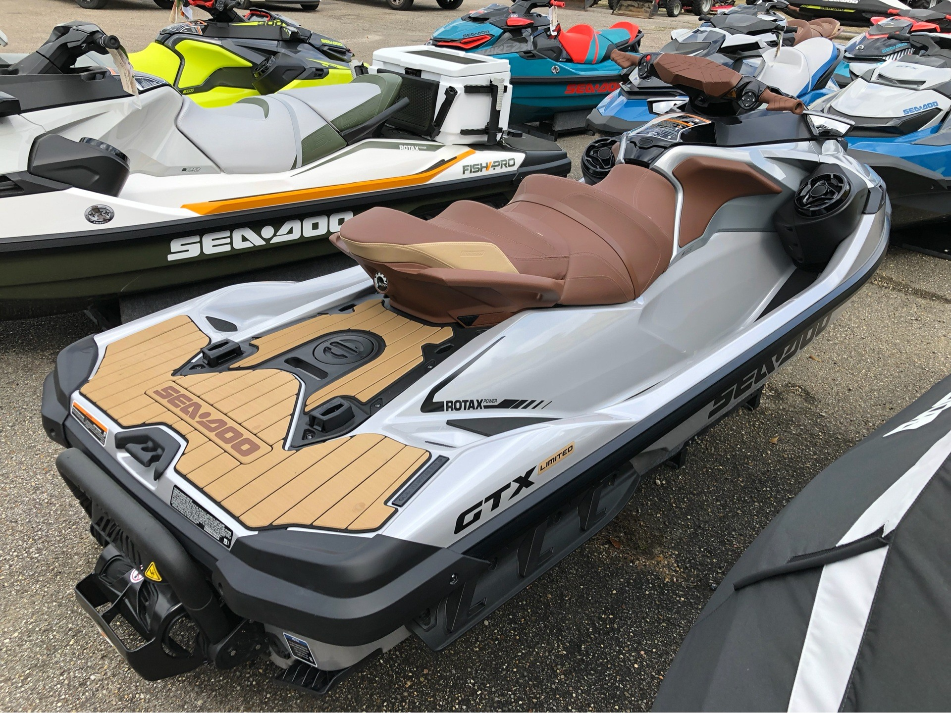 2019 Sea-Doo GTX Limited 230 + Sound System in Saucier, Mississippi - Photo 3