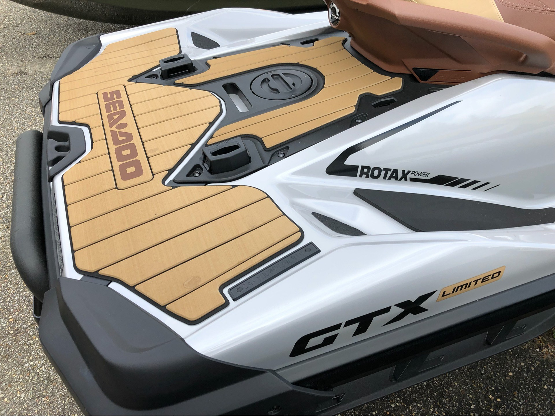 2019 Sea-Doo GTX Limited 230 + Sound System in Saucier, Mississippi - Photo 4
