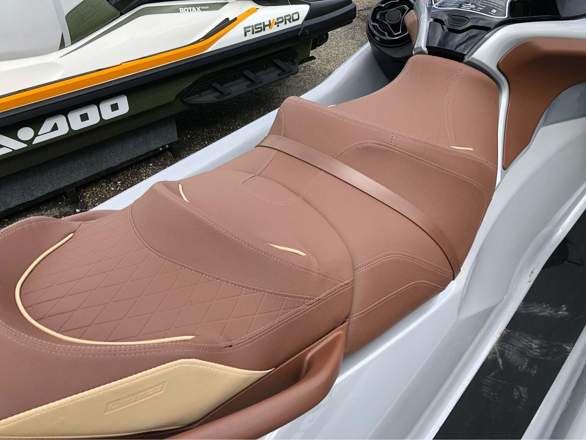 2019 Sea-Doo GTX Limited 230 + Sound System in Saucier, Mississippi - Photo 5