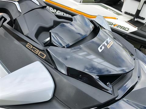 2019 Sea-Doo GTX Limited 230 + Sound System in Saucier, Mississippi - Photo 9