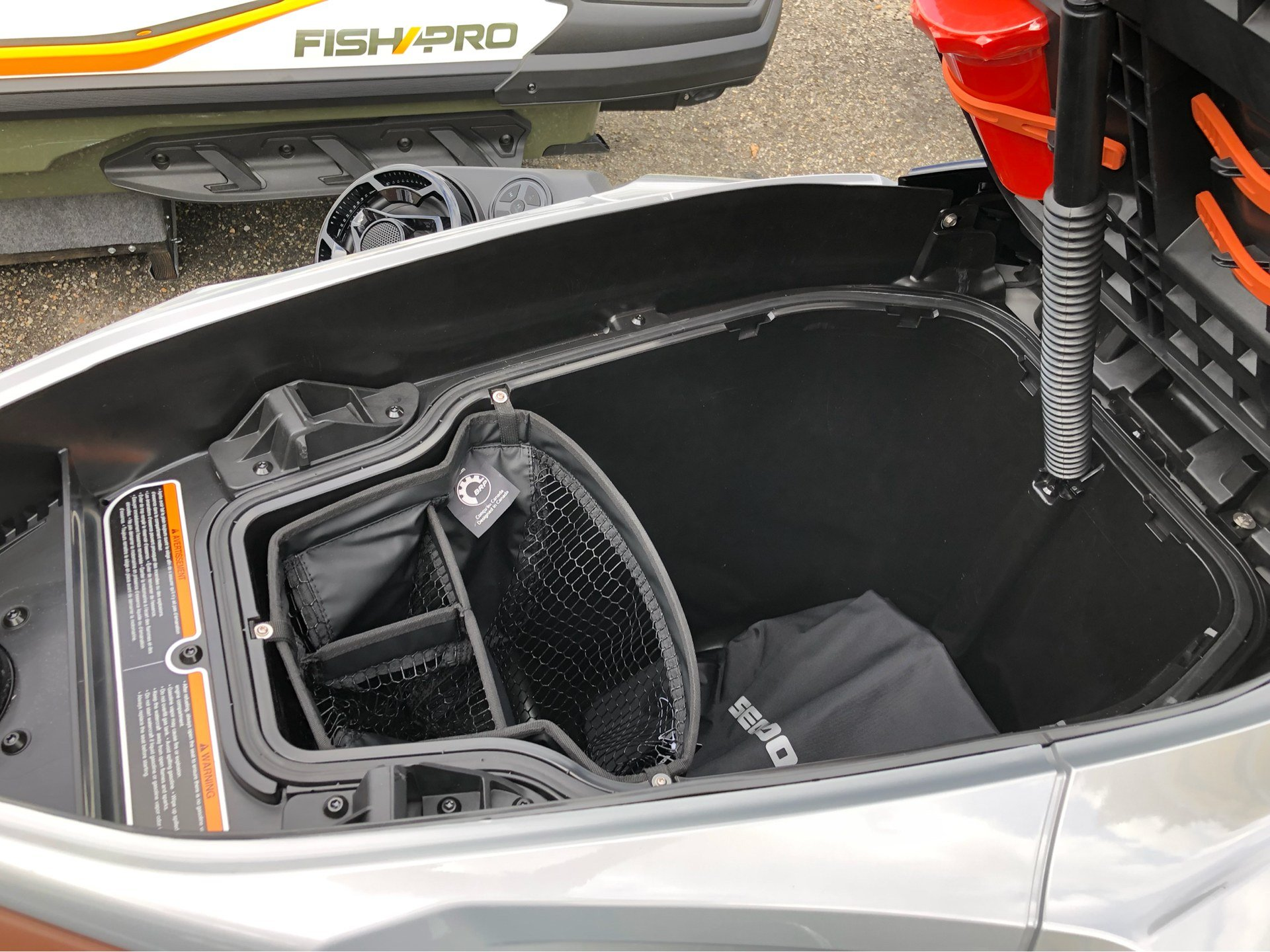 2019 Sea-Doo GTX Limited 230 + Sound System in Saucier, Mississippi - Photo 11