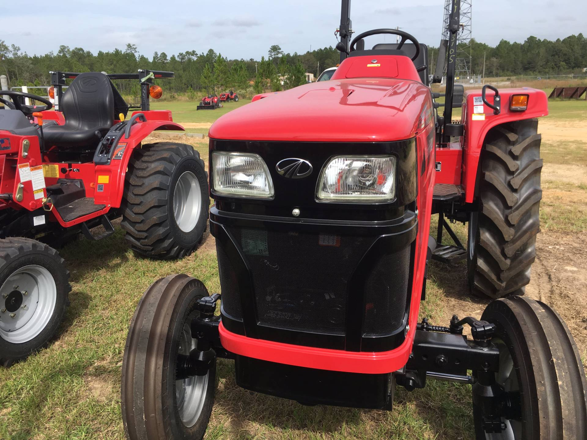 2017 Mahindra 4540 2WD in Saucier, Mississippi