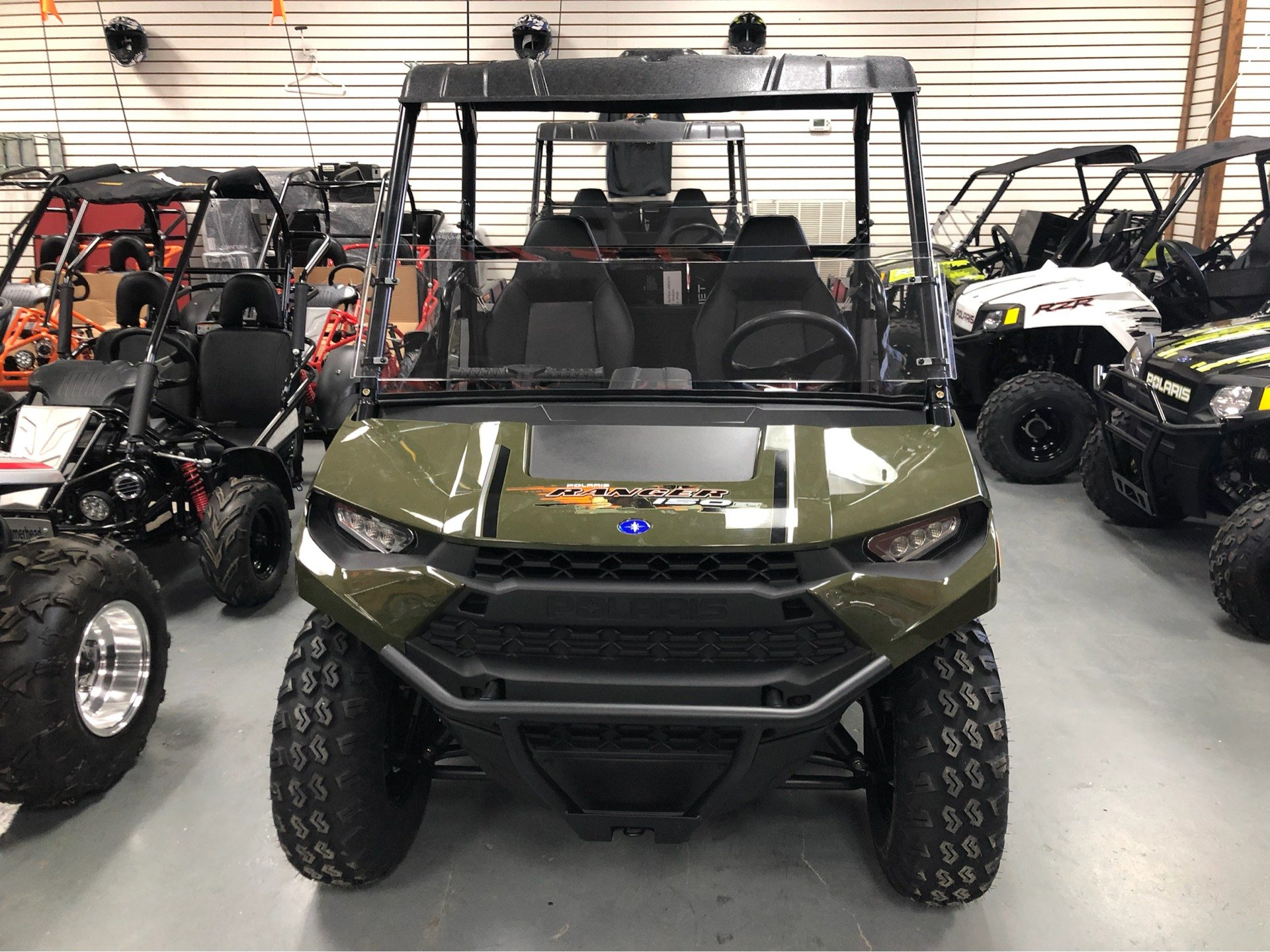 2020 Polaris Ranger 150 EFI in Saucier, Mississippi - Photo 2