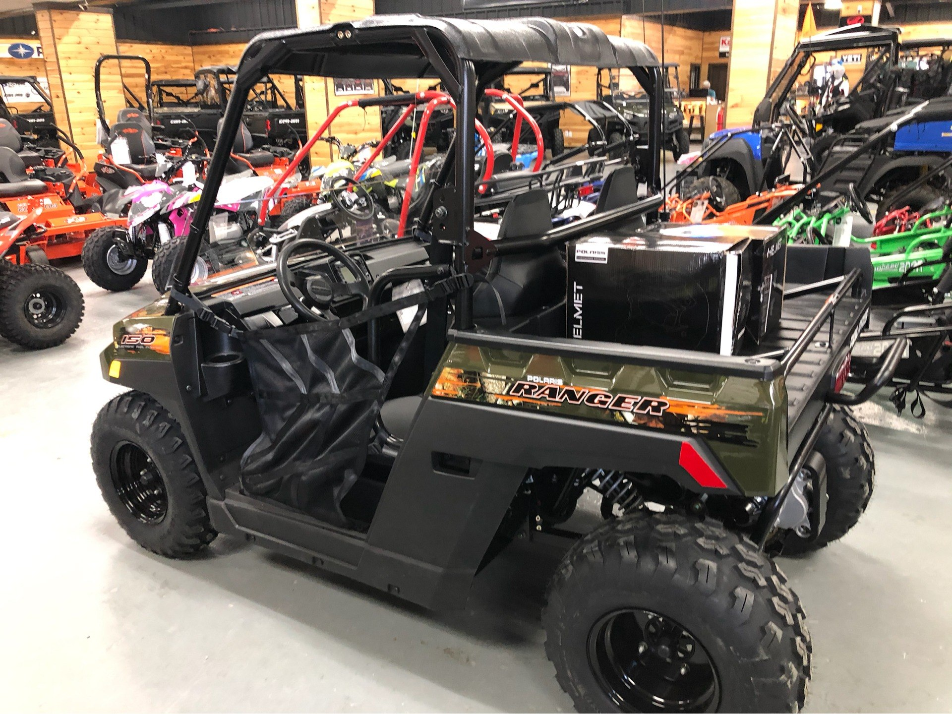 2020 Polaris Ranger 150 EFI in Saucier, Mississippi - Photo 8