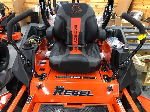 2021 Bad Boy Mowers Rebel 61 in. Kawasaki FX 27 hp in Saucier, Mississippi - Photo 3