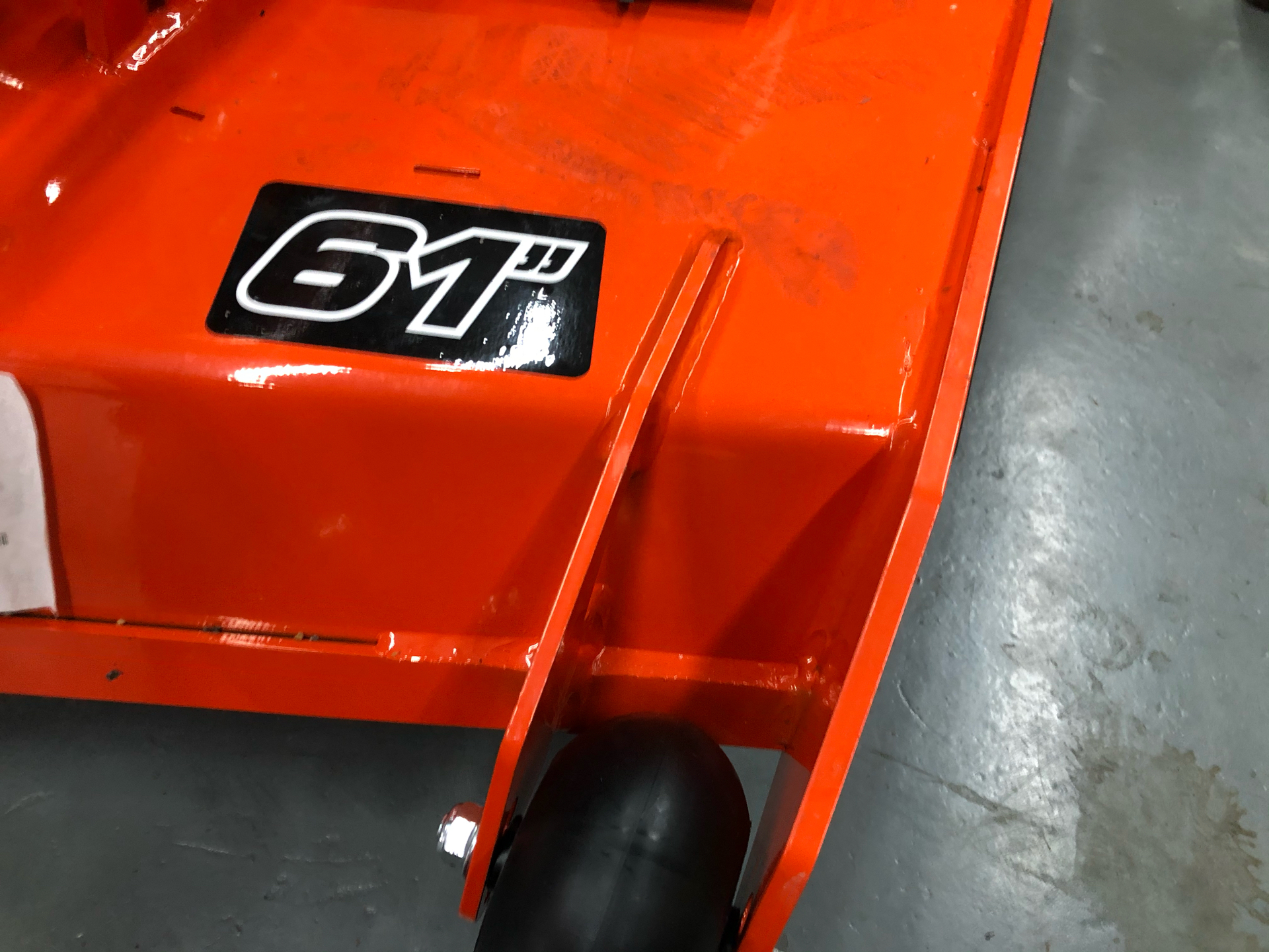 2021 Bad Boy Mowers Rebel 61 in. Kawasaki FX 27 hp in Saucier, Mississippi - Photo 4