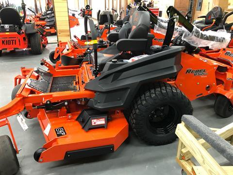 2021 Bad Boy Mowers Rebel 61 in. Kawasaki FX 27 hp in Saucier, Mississippi - Photo 5