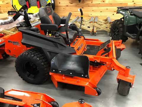 2021 Bad Boy Mowers Rebel 61 in. Kawasaki FX 27 hp in Saucier, Mississippi - Photo 12