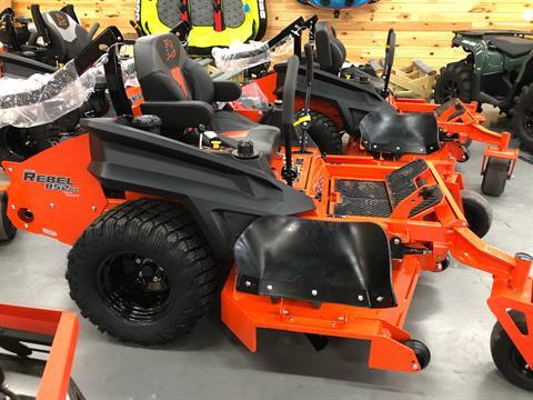 2021 Bad Boy Mowers Rebel 61 in. Kawasaki FX 27 hp in Saucier, Mississippi - Photo 11