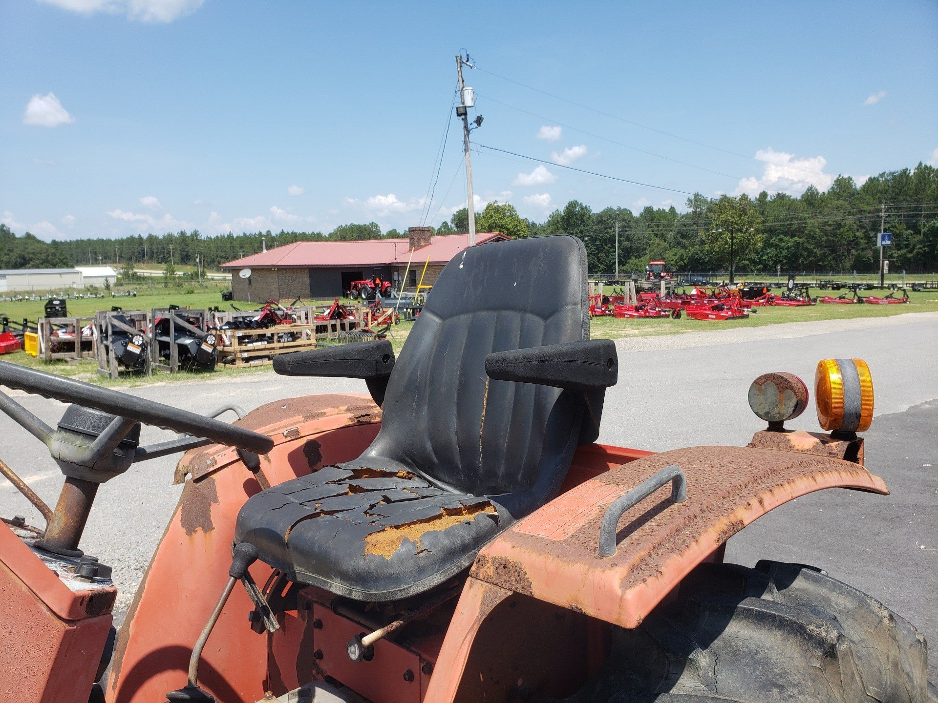 1984 Massey Ferguson MF1030 2wd 26hp in Saucier, Mississippi - Photo 6