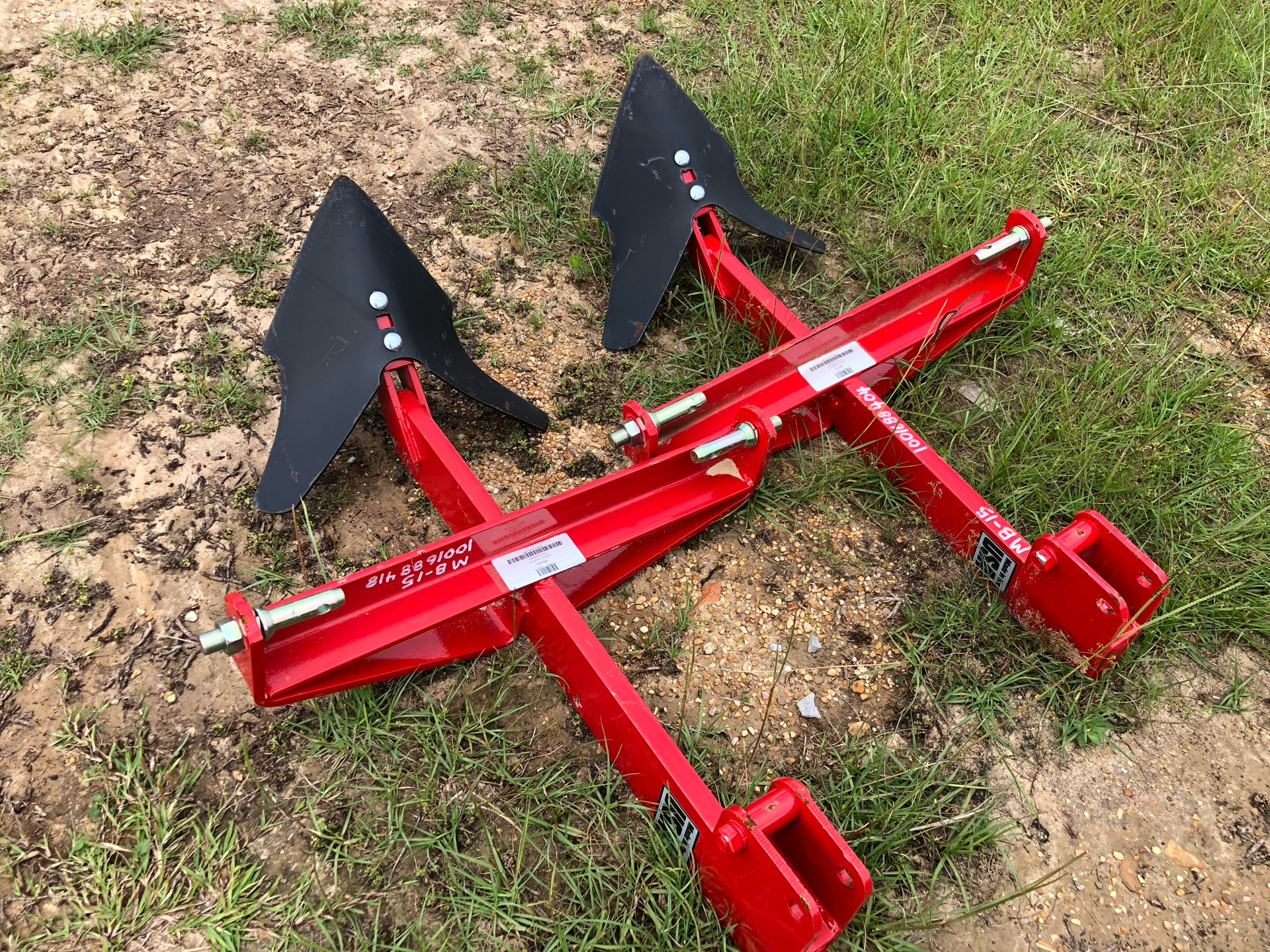 2020 Ranchland Implements Middle Buster / Potato Plow in Saucier, Mississippi - Photo 4