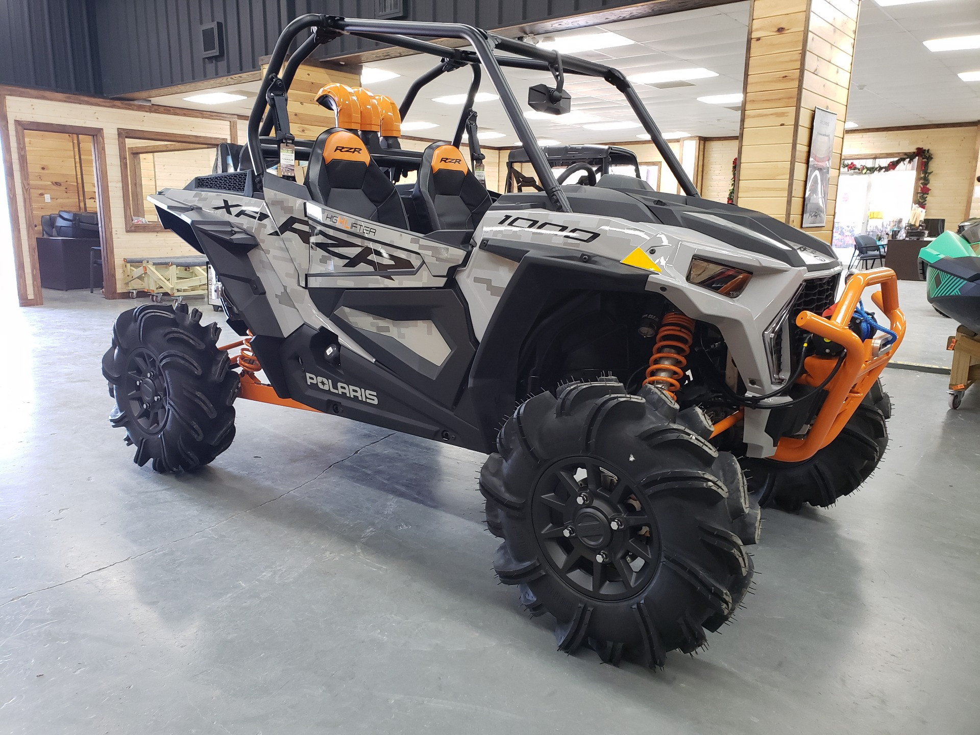 2021 Polaris RZR XP 1000 High Lifter in Saucier, Mississippi - Photo 3