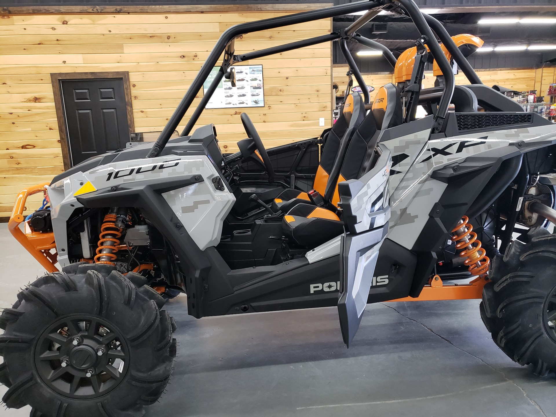 2021 Polaris RZR XP 1000 High Lifter in Saucier, Mississippi - Photo 9
