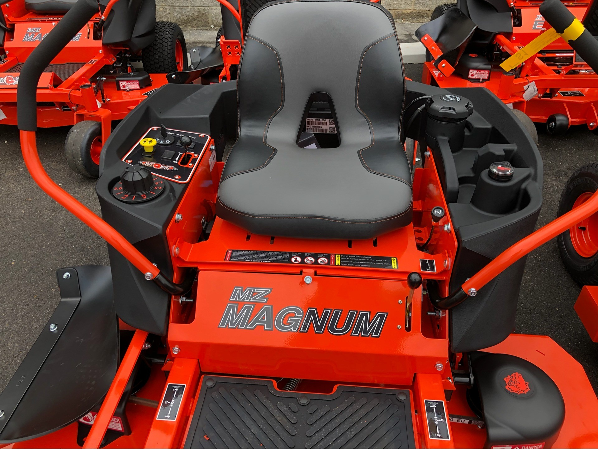 2020 Bad Boy Mowers MZ Magnum 54 in. Kohler Pro 7000 725 cc in Saucier, Mississippi - Photo 2