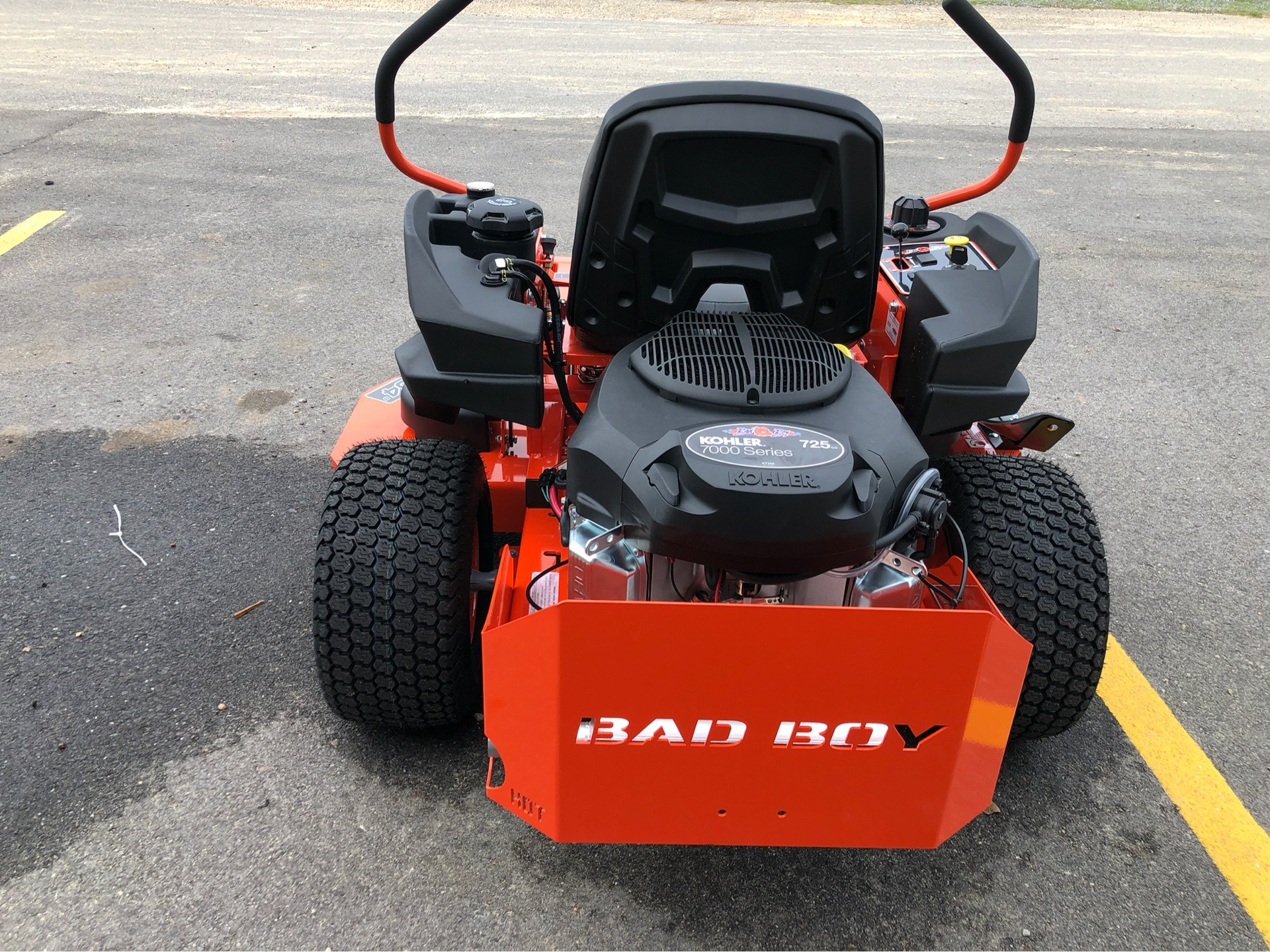 2020 Bad Boy Mowers MZ Magnum 54 in. Kohler Pro 7000 725 cc in Saucier, Mississippi - Photo 5