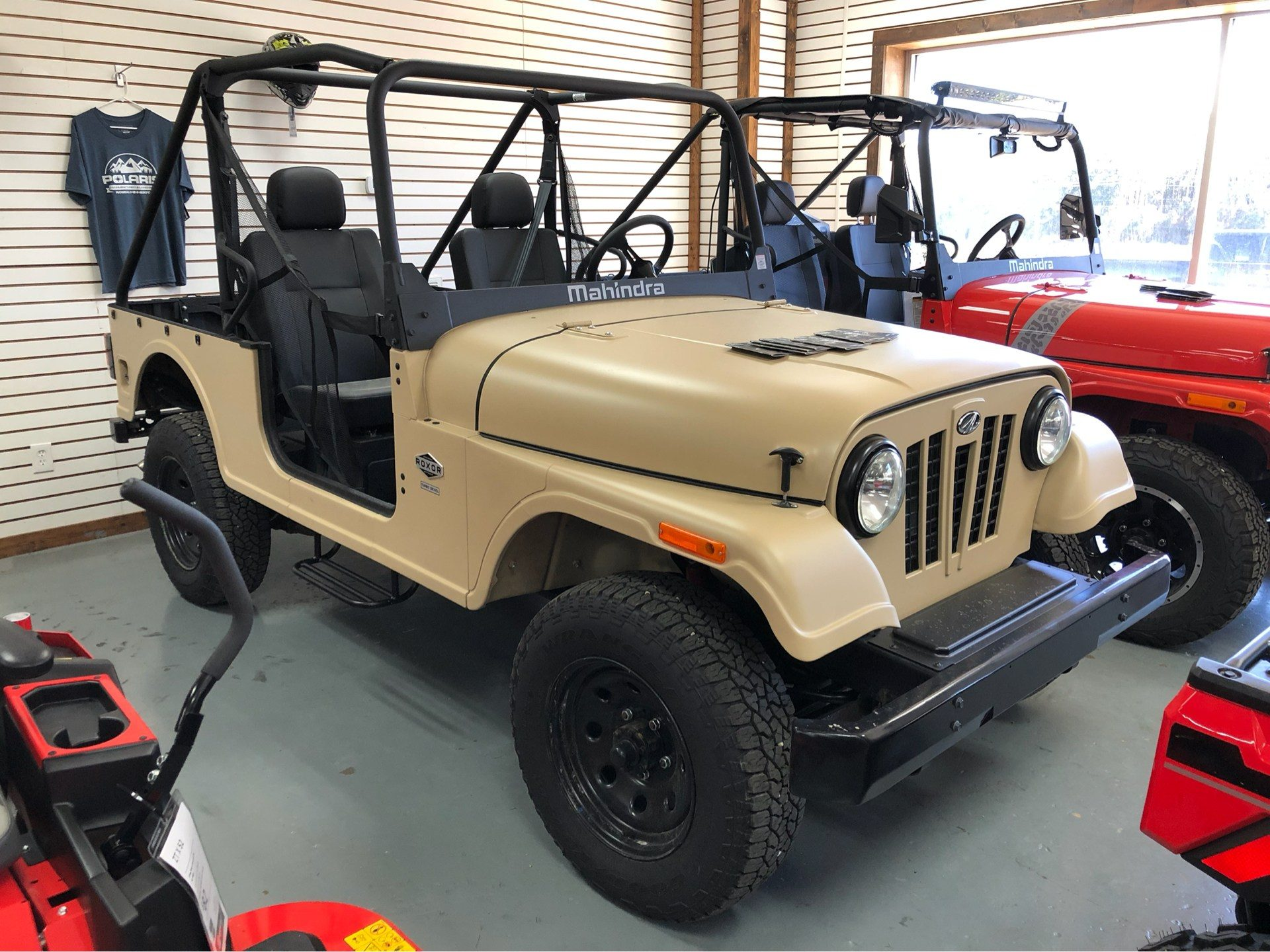 2019 Mahindra Automotive North America ROXOR Classic in Saucier, Mississippi