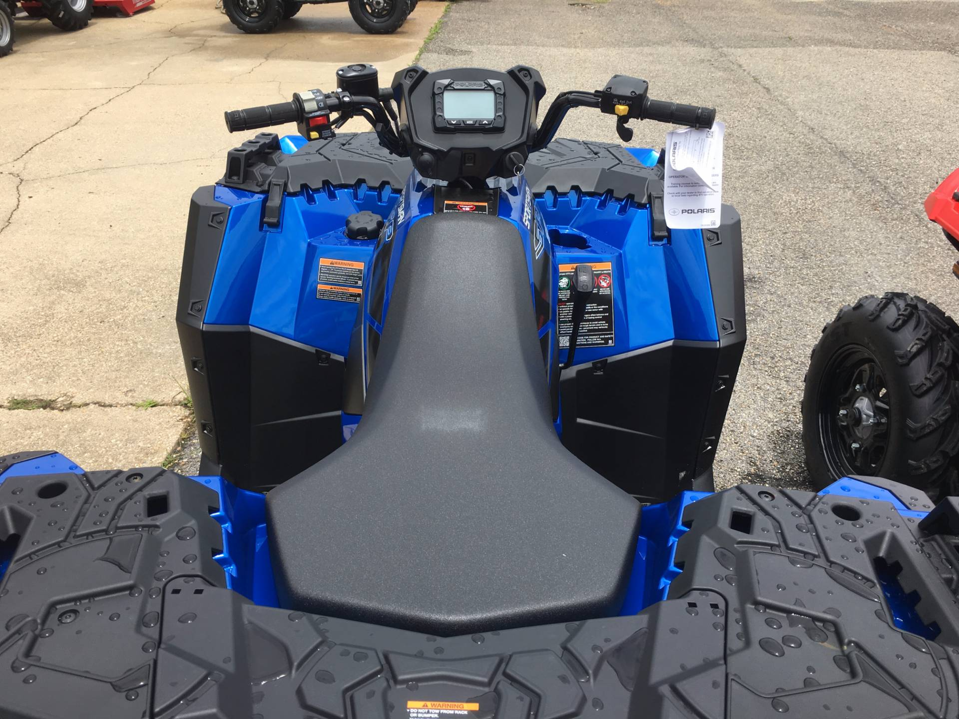 2017 Polaris Sportsman 850 SP in Saucier, Mississippi