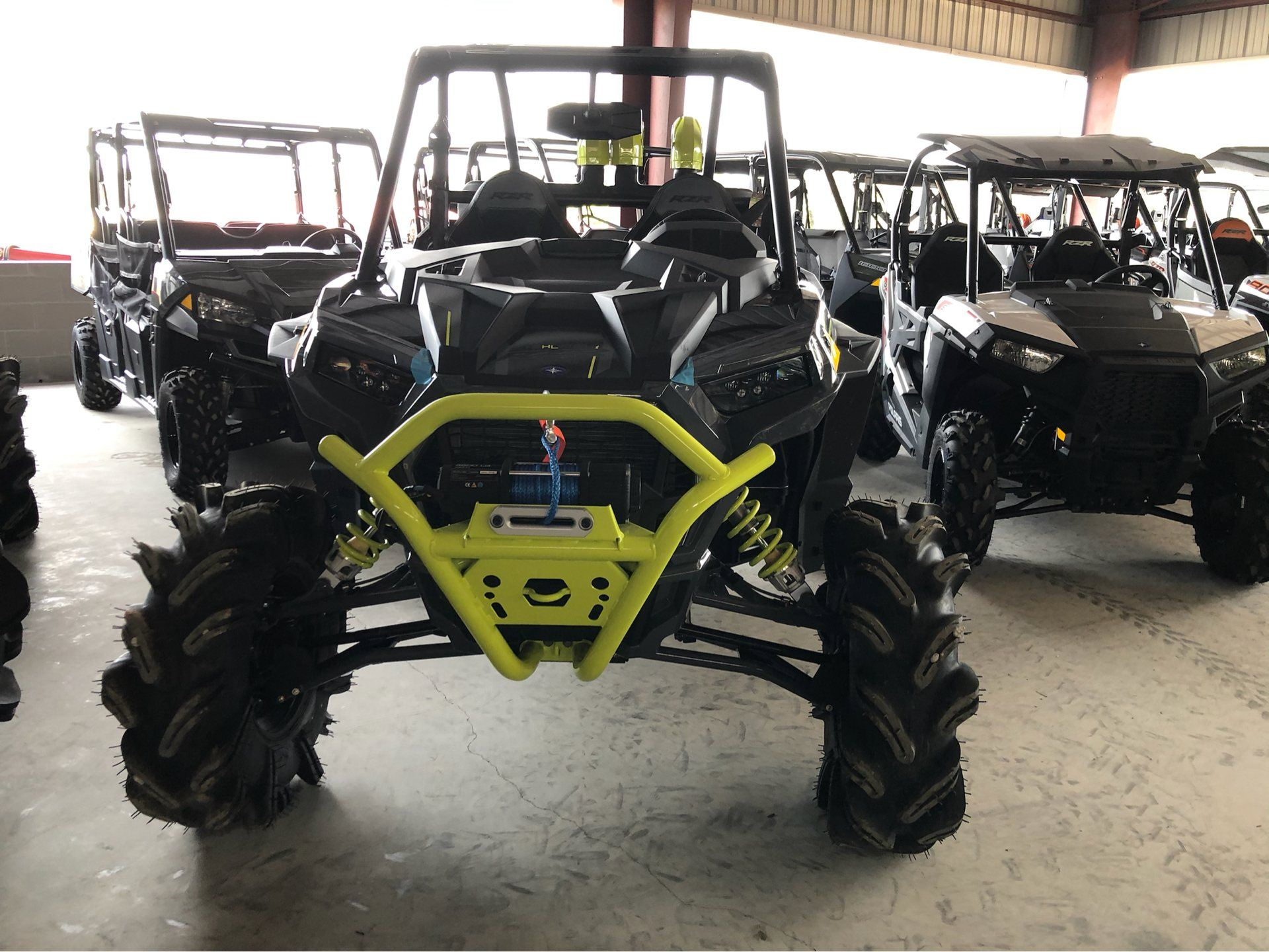 2020 Polaris RZR XP 1000 High Lifter in Saucier, Mississippi - Photo 2