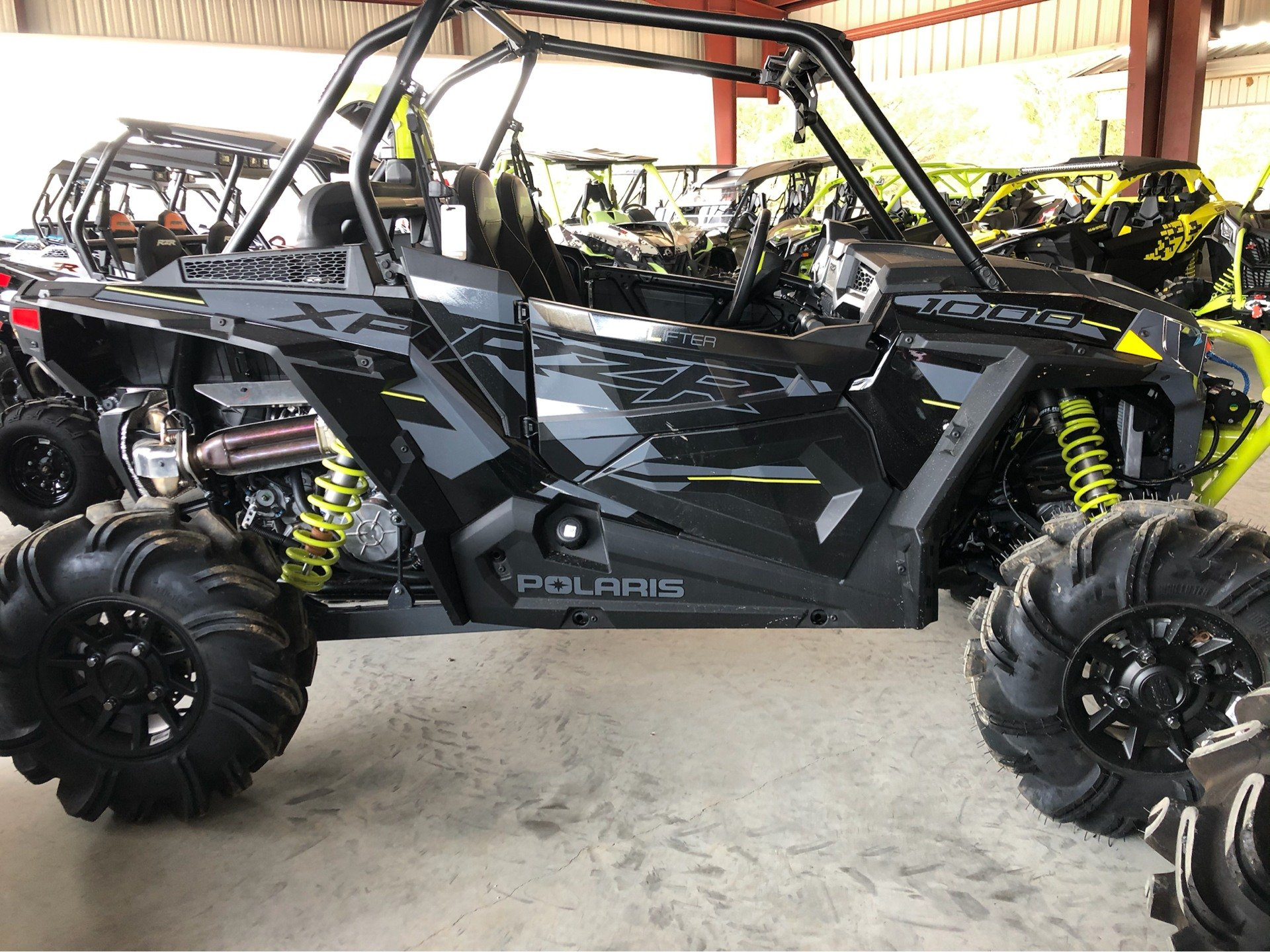 2020 Polaris RZR XP 1000 High Lifter in Saucier, Mississippi - Photo 3
