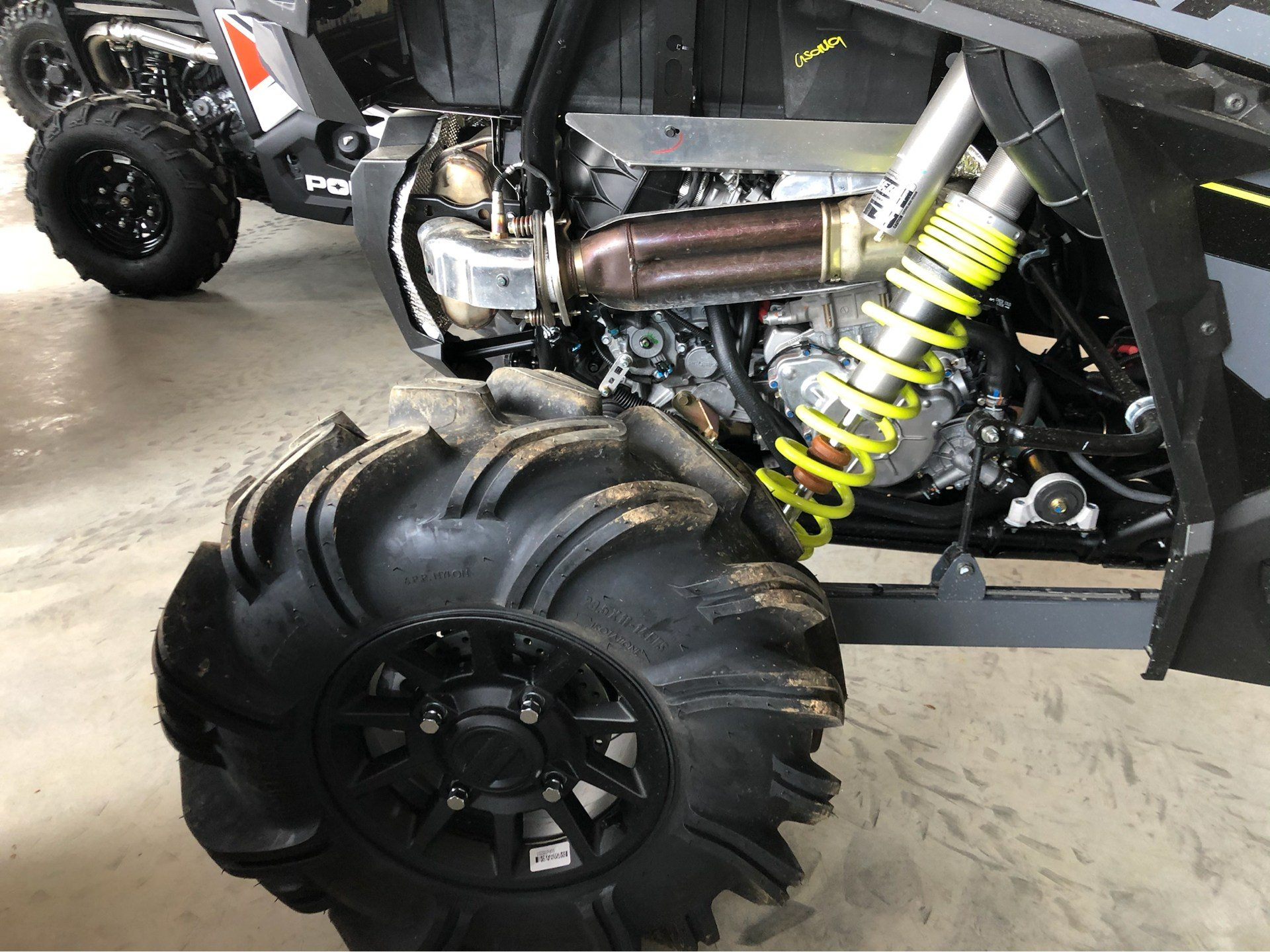 2020 Polaris RZR XP 1000 High Lifter in Saucier, Mississippi - Photo 4