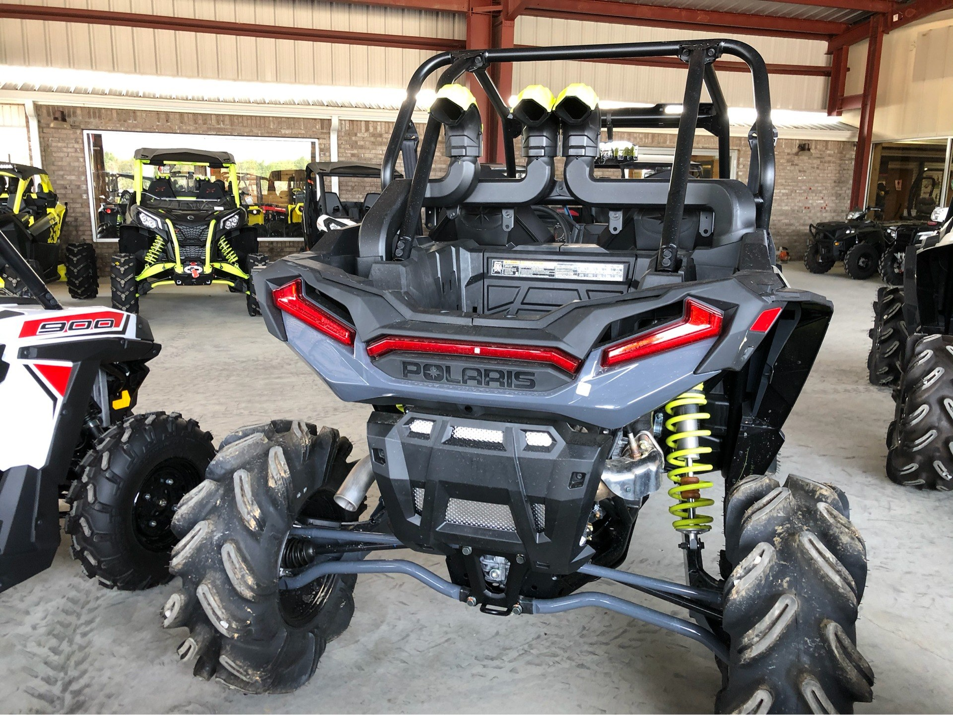 2020 Polaris RZR XP 1000 High Lifter in Saucier, Mississippi - Photo 5