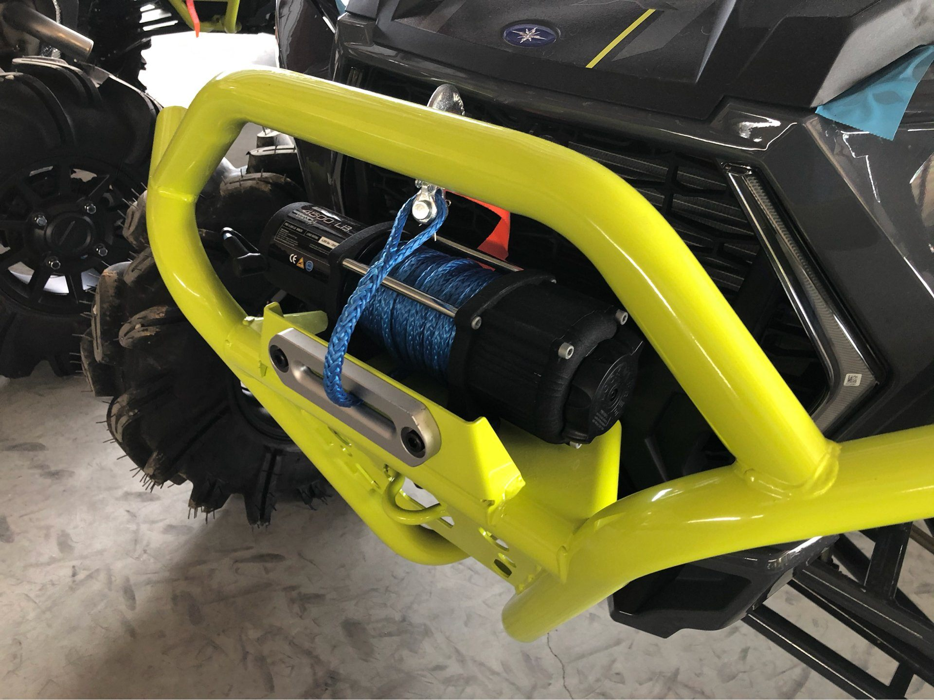 2020 Polaris RZR XP 1000 High Lifter in Saucier, Mississippi - Photo 7