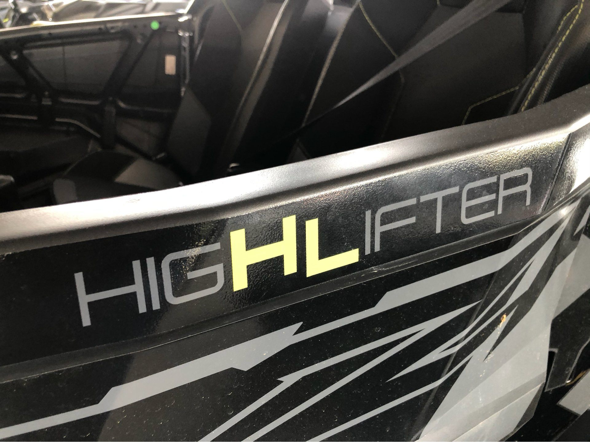 2020 Polaris RZR XP 1000 High Lifter in Saucier, Mississippi - Photo 10