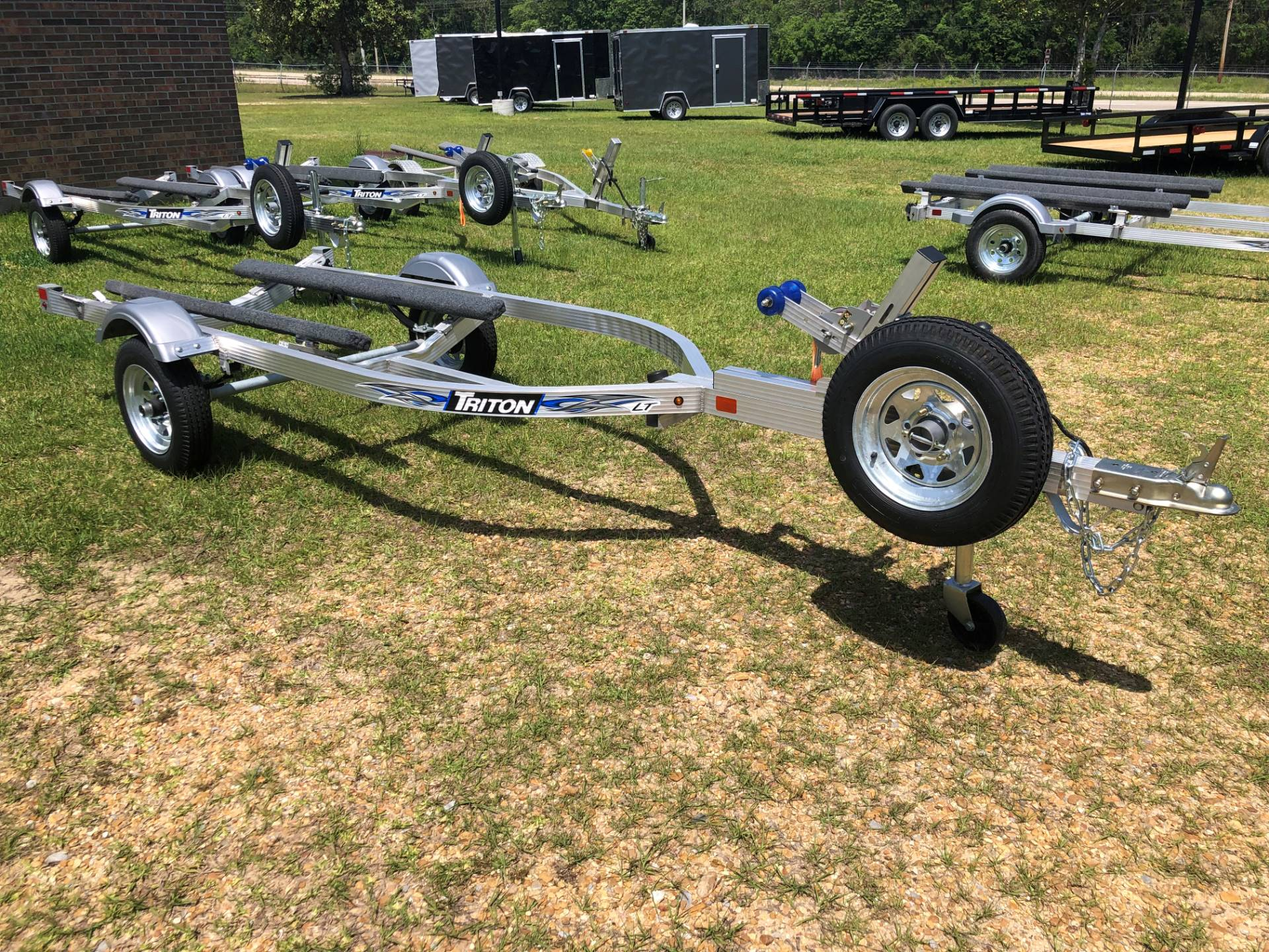 2019 Triton Trailers LTWCI-X in Saucier, Mississippi - Photo 4