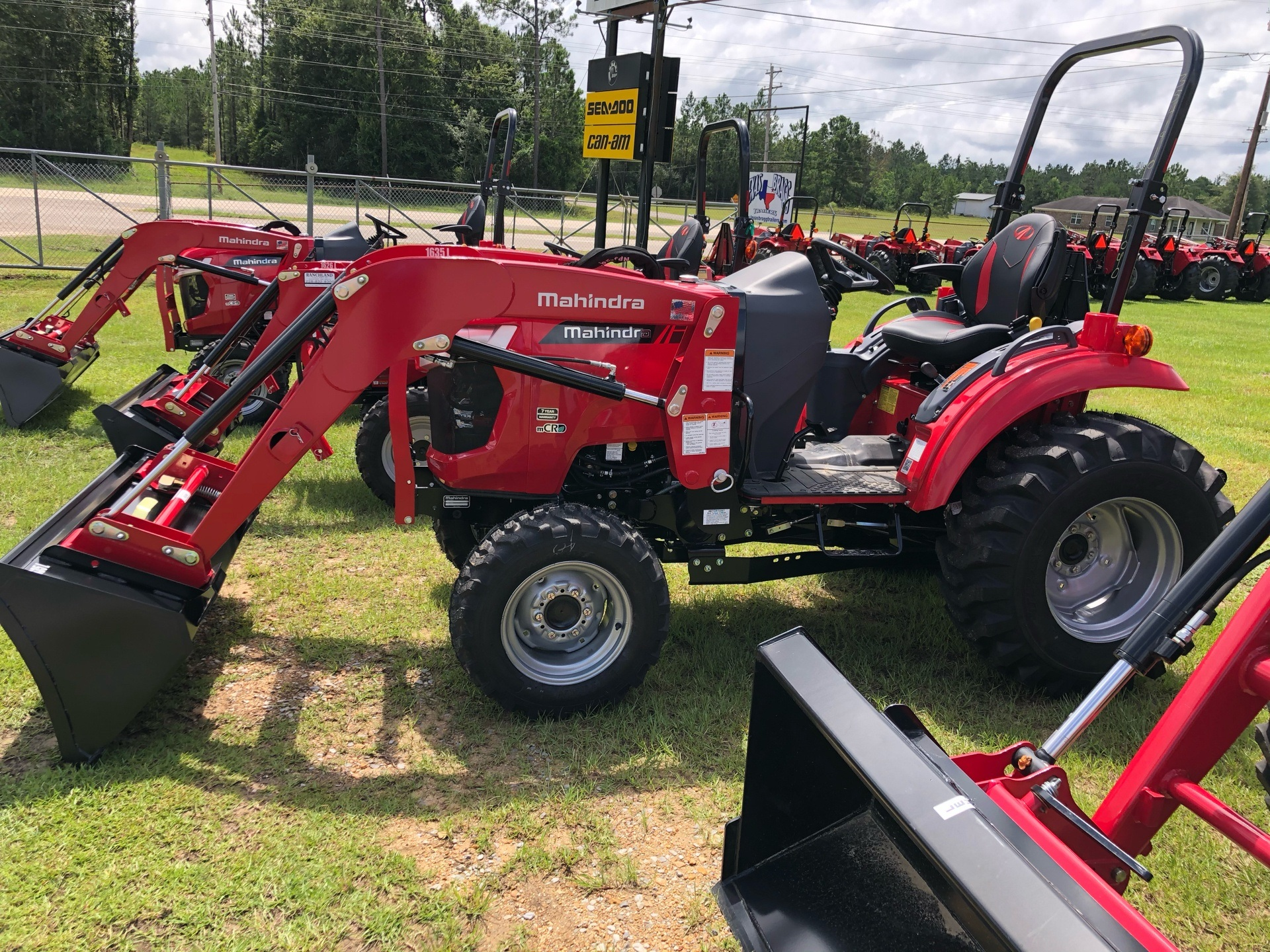 2020 Mahindra 1635 HST OS in Saucier, Mississippi - Photo 1