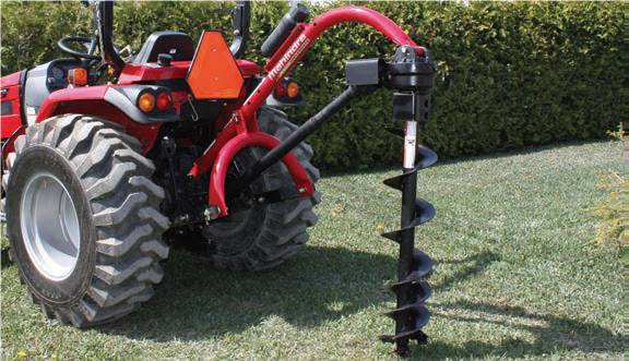 2019 Mahindra Auger for 3-Point (Bits sold Seperately) - KPHDNOAUG in Saucier, Mississippi