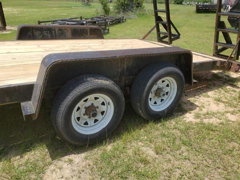 2008 MISC MFR 18' Trailer 10K in Saucier, Mississippi - Photo 2