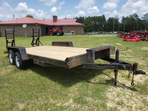 2008 MISC MFR 18' Trailer 10K in Saucier, Mississippi - Photo 5